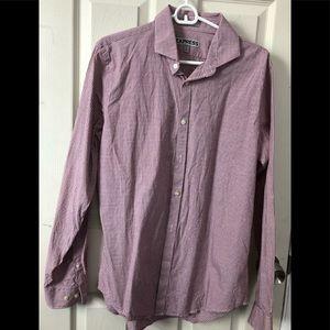 Express dress shirt mens